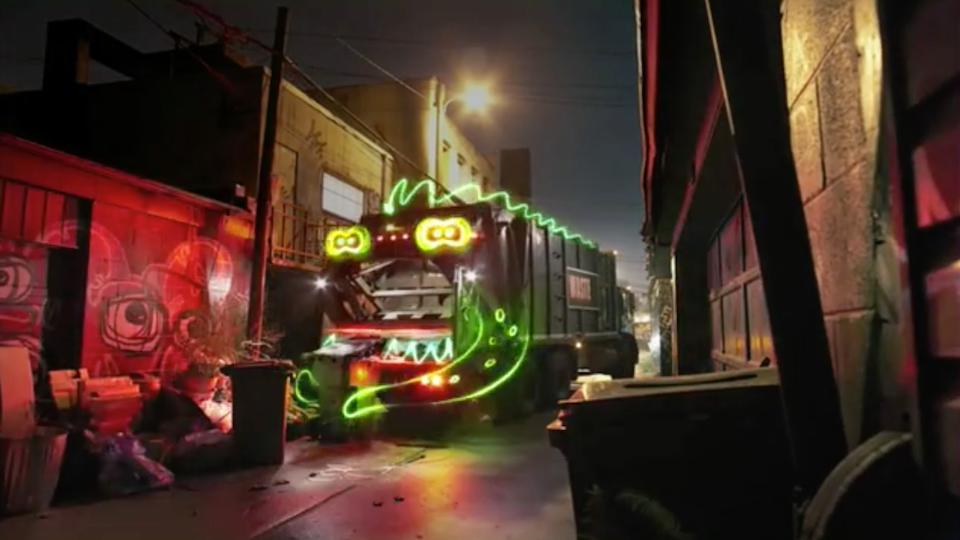 LIGHT MONSTERS Commercial