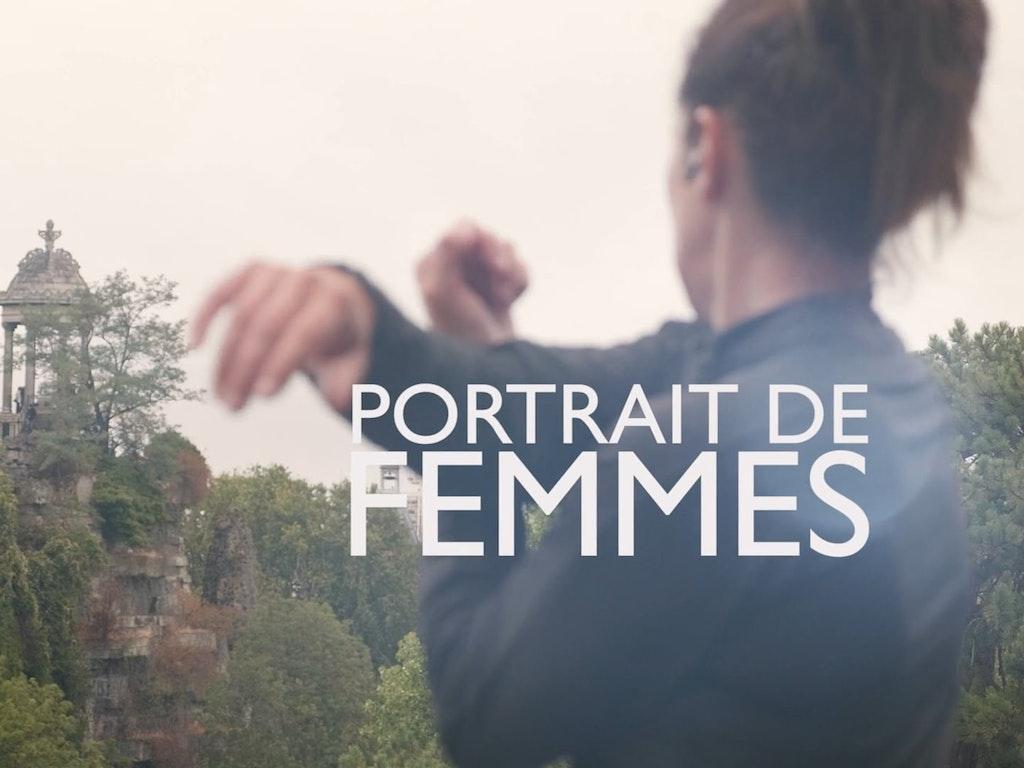 1919, Portrait de femmes, PERRINE