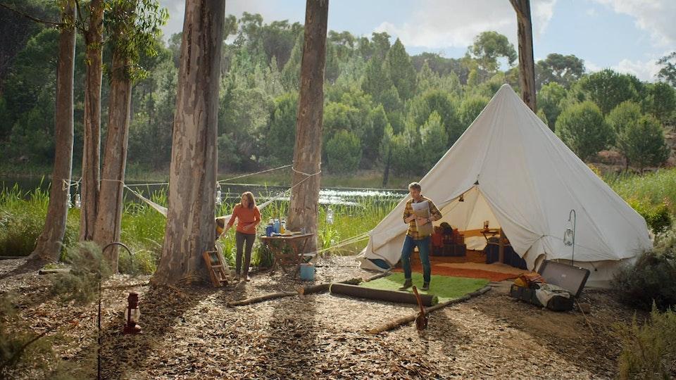 Polident - Camp Comfort