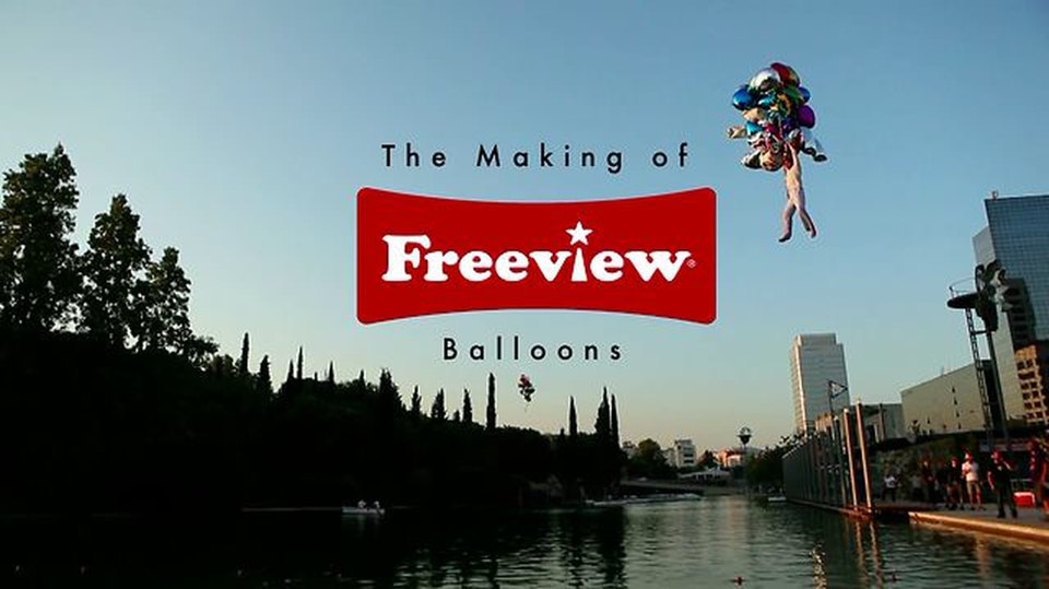 Freeview - Balloons