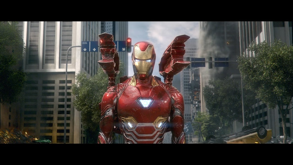 Duracell - Marvel Avengers - Iron Man