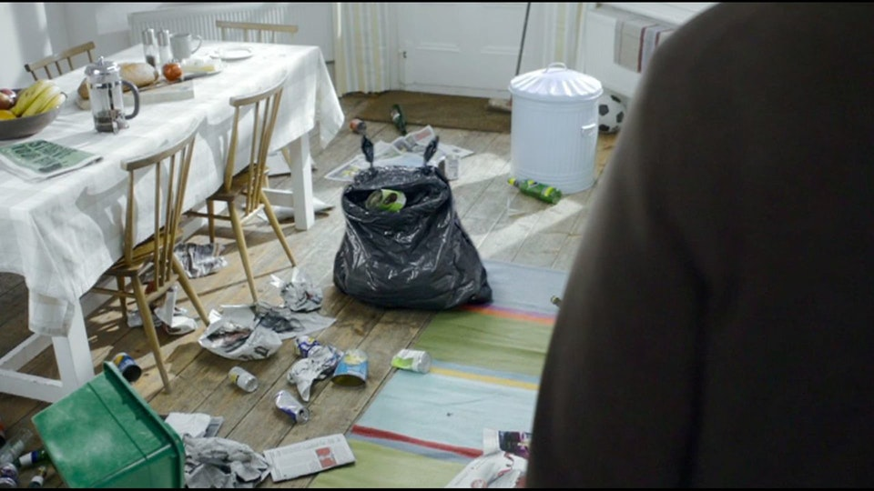 GLA Recycle For London - Bin Bag
