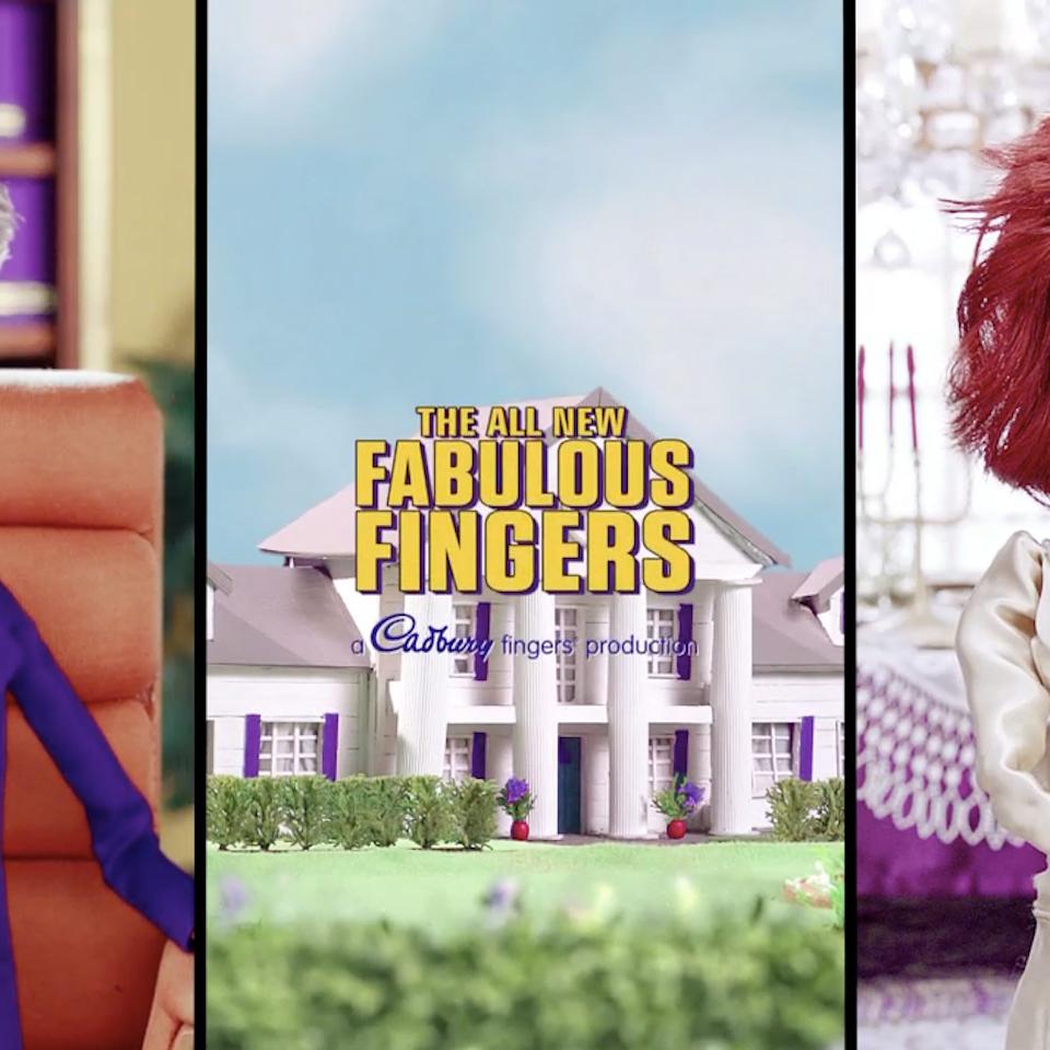 Cadbury Fingers - Revelation Fingers Still 1