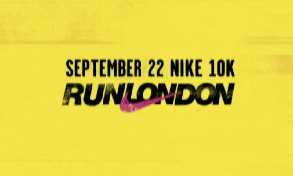 Nike Run London