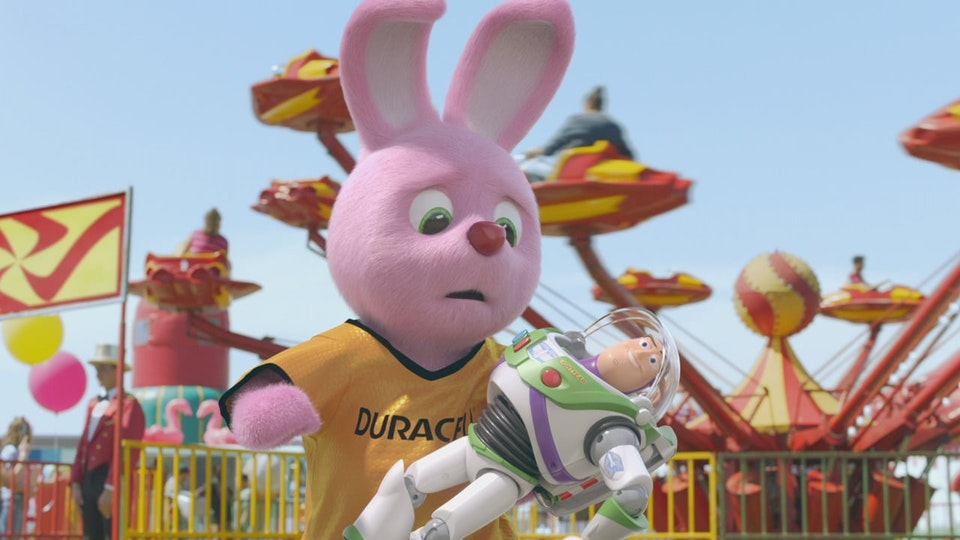 DURACELL - TOY STORY