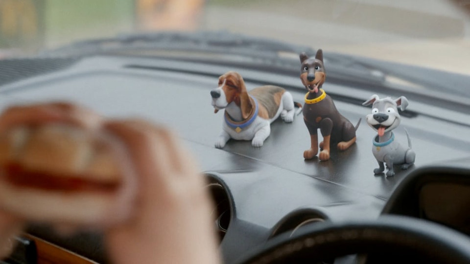 McDonalds - Dash Hounds