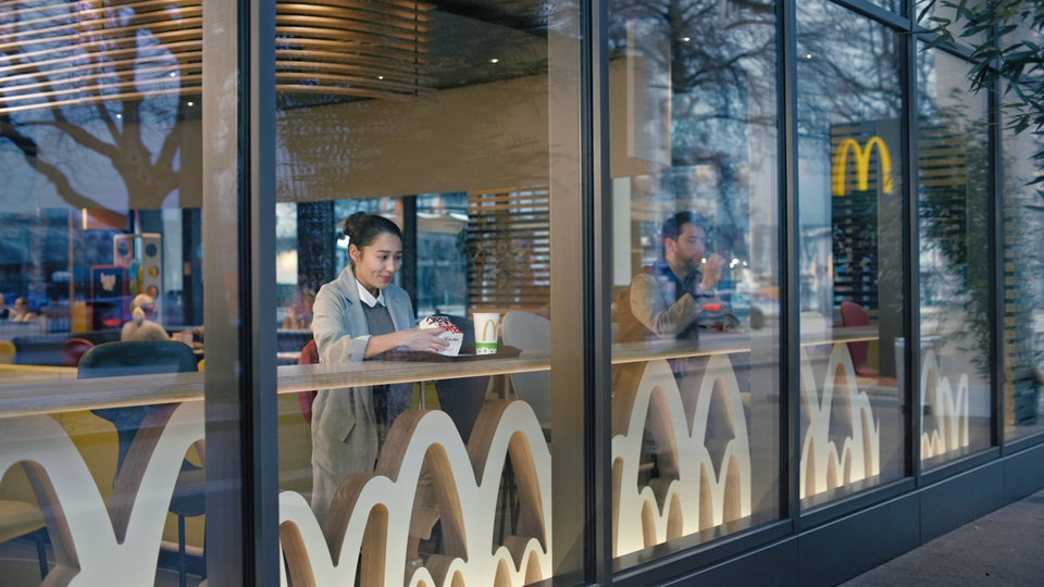 McDonalds - Simply Delicious