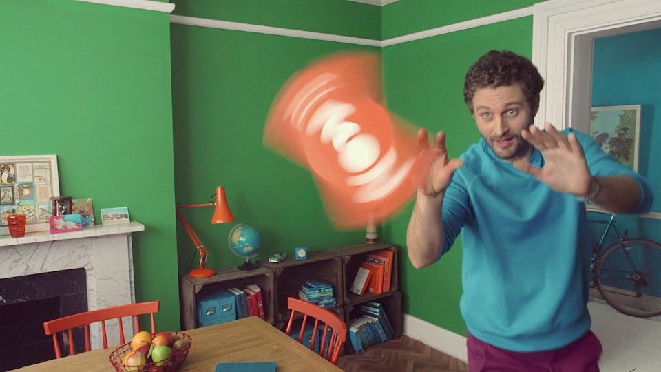 NOW TV - Money Spinner