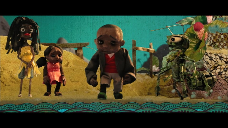 Africa United - Animation Sequences (Feature)
