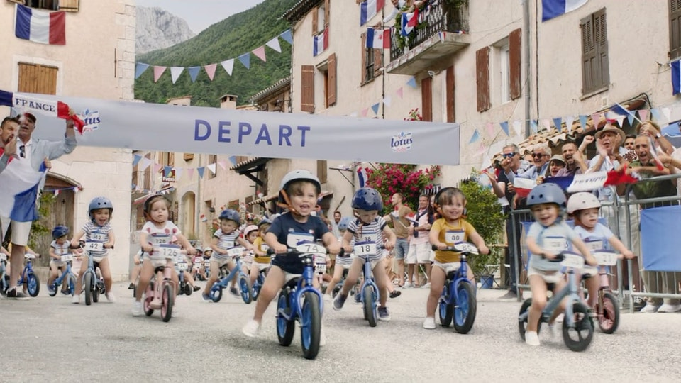 Lotus Baby  - Tour de France