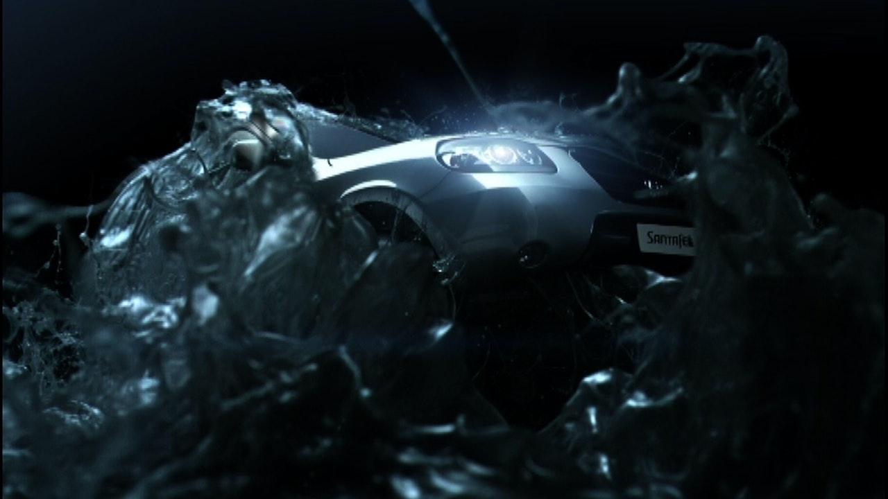 "Hyundai: ""Fluid"" - Directed by Howard Greenhalgh"