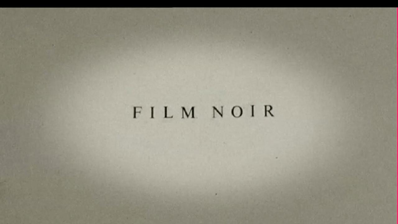 """""""Film Noir"""" [2006] by Osbert Parker"""