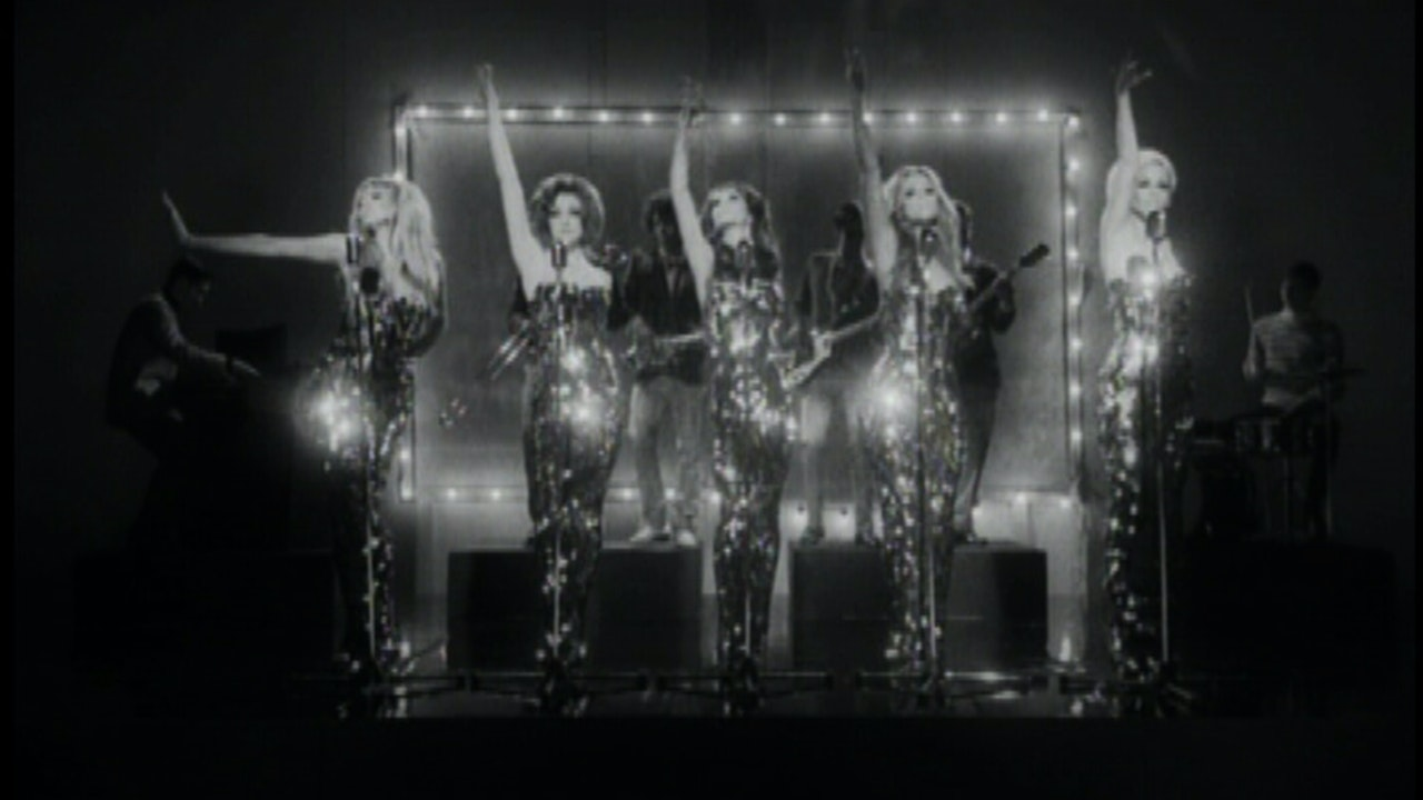 "Girls Aloud: ""The Promise"" - Directed by Trudy Bellinger"