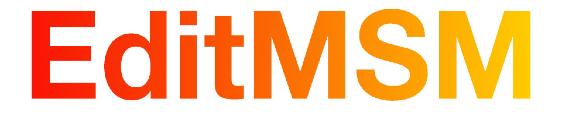 EditMSM Editing Ltd