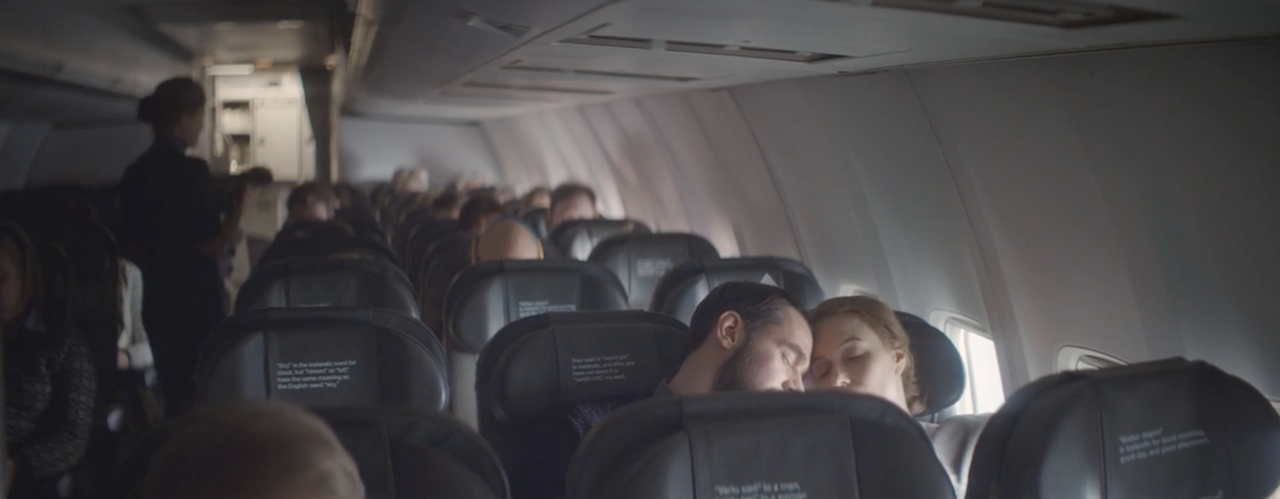 Icelandair shortlisted at the Epica awards 2015