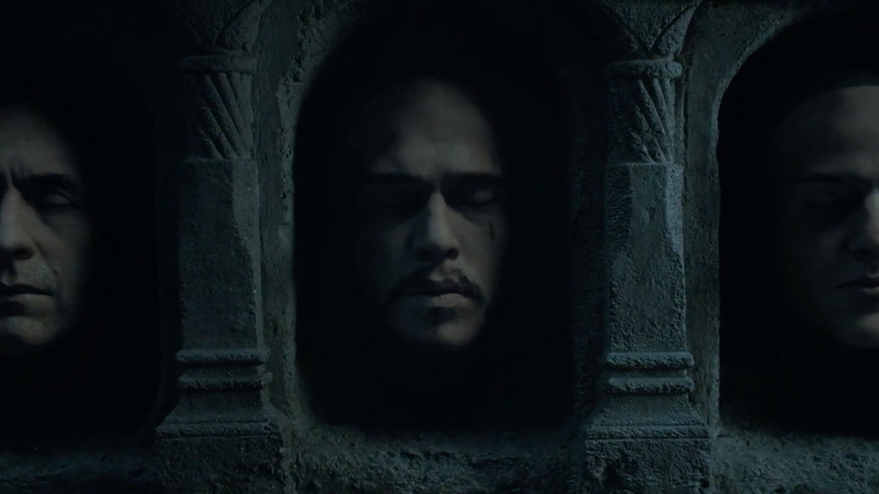 Game of Thrones – Hall of Faces
