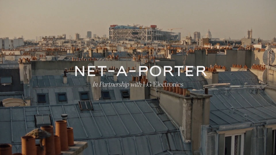 NetAPorter // LeKasha
