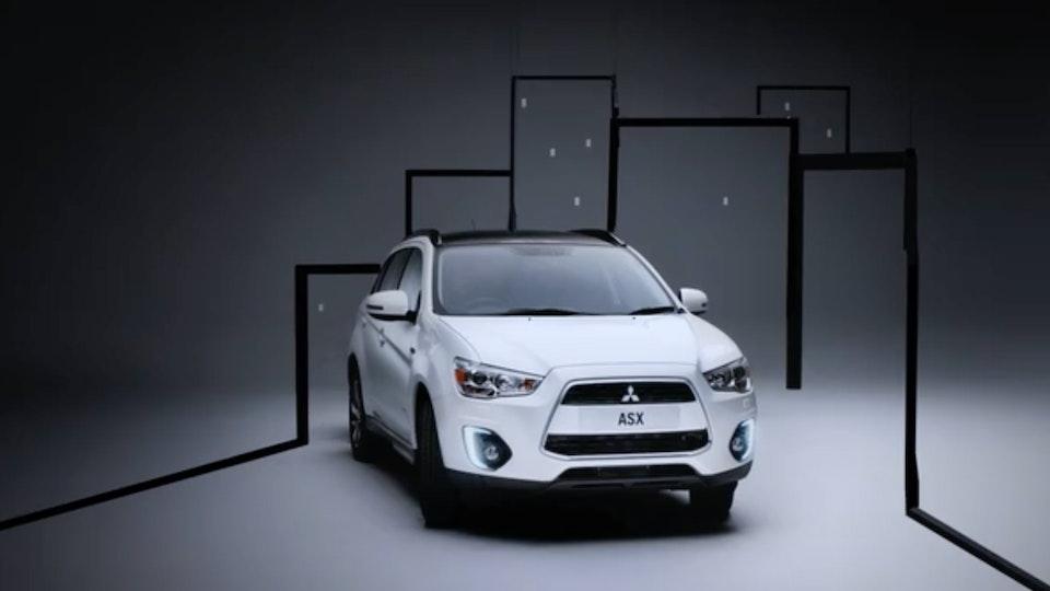 Mitsubishi / Idents