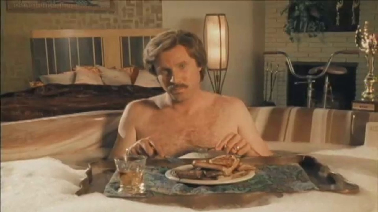 Afternoon Delight - Anchorman Ron Burgundy
