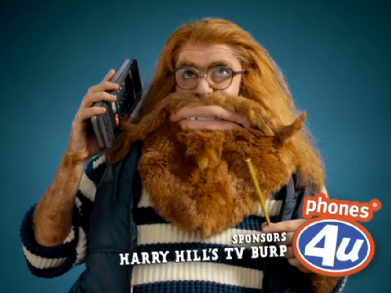 Phones4U - 'Harry Hill' Idents