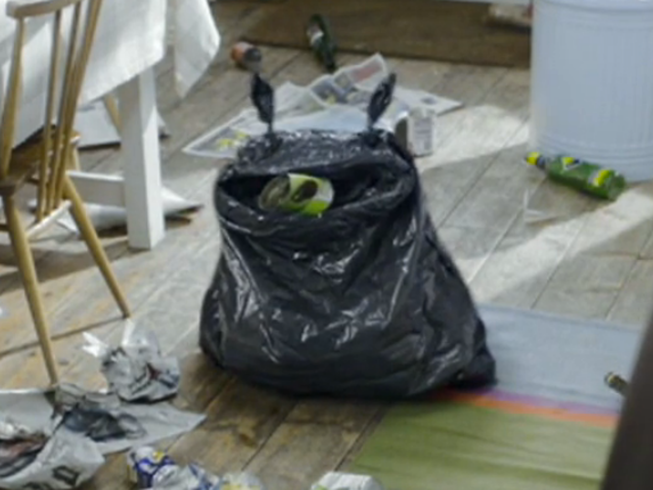 Recycle for London - 'Bin Bag'