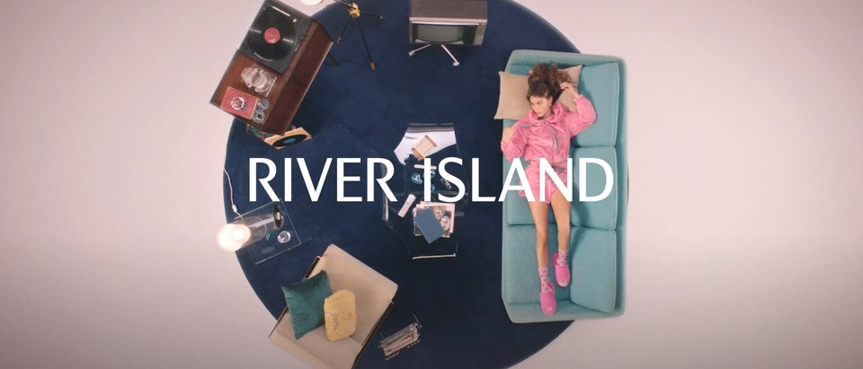 River Island - In A Bubble