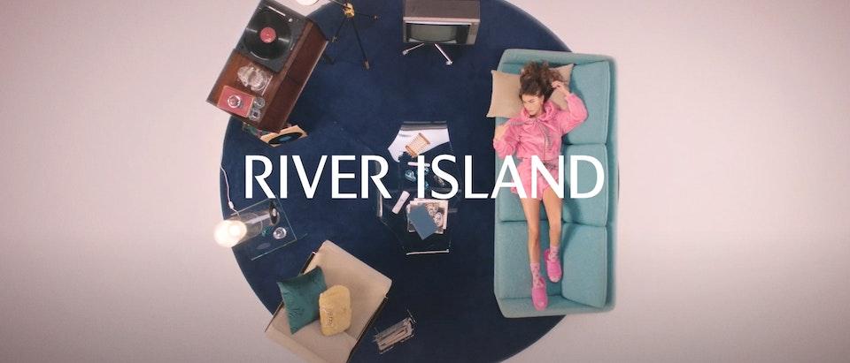 River Island - In A Bubble