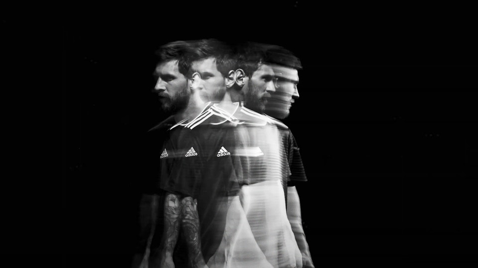 adidas - Ready For Sport (Leo Messi)