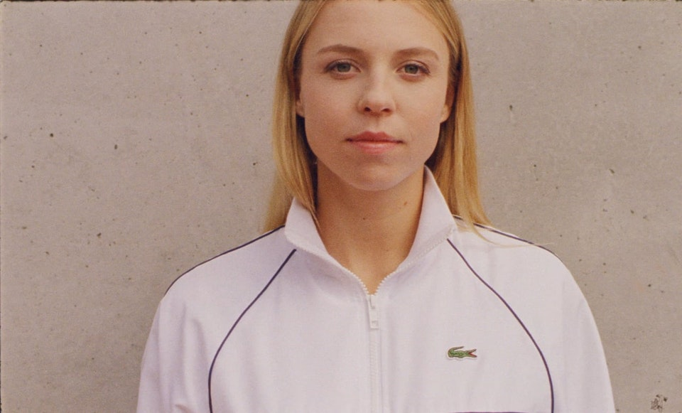 SELECTED WORKS LACOSTE  • ANETT KONTAVEIT