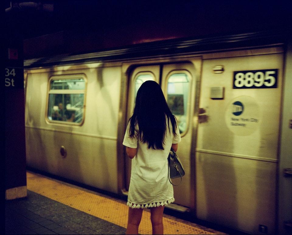 LES COULEURS - Subway, New York
