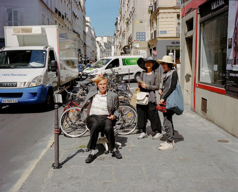 LES COULEURS - Le Marais, Paris