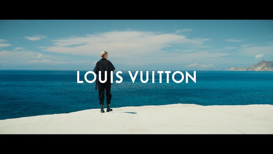 DREAM of GREECE - LOUIS VUITTON — VIVIANE SASSEN,  DREAMS of GREECE 4K.00_00_01_05.Still001
