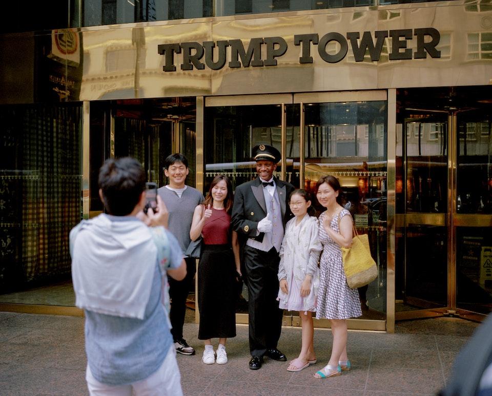 LES COULEURS - Trump Tower, New York