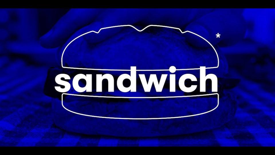 Sandwich CANAL+. SANDWICH. [Teaser]