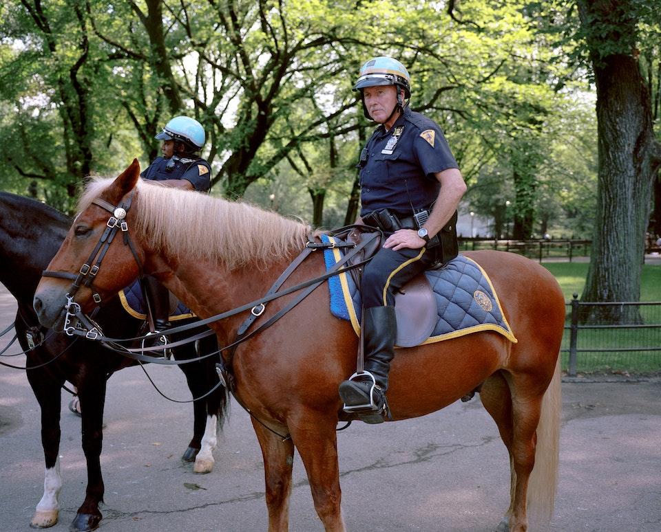 LES COULEURS - Central Park, New York