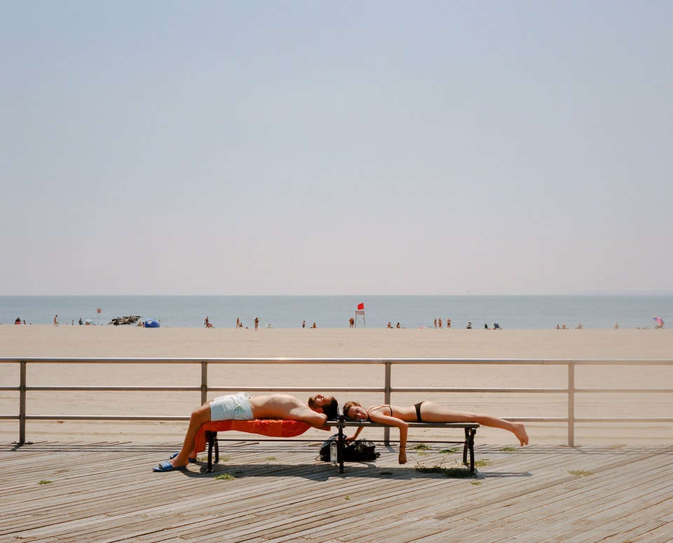 LES COULEURS - Coney Island, New York