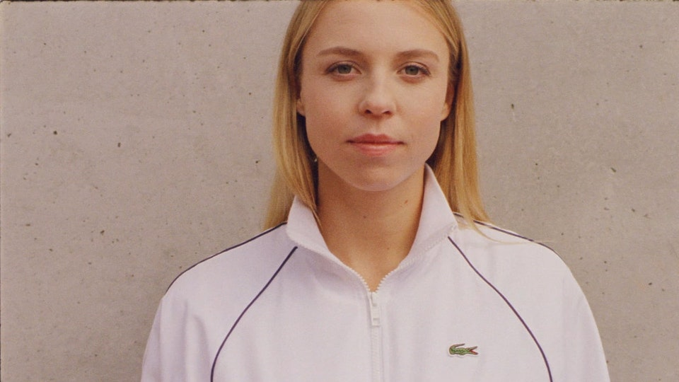 Smash/UP LACOSTE 'ANETT KONTAVEIT'