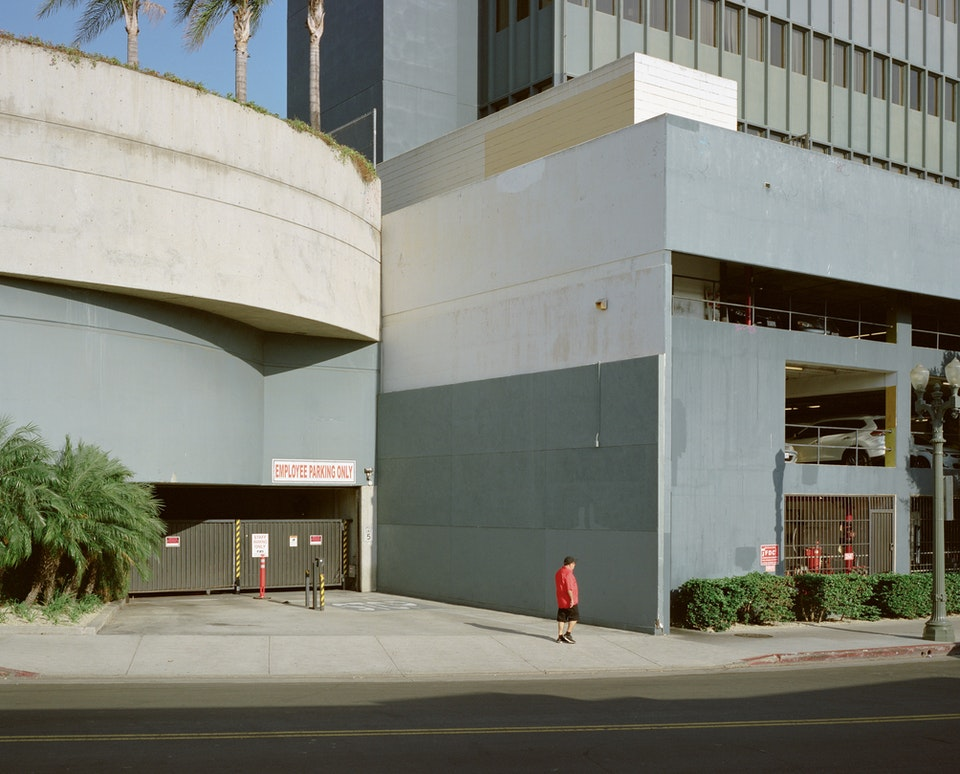 LES COULEURS - Hollywood, Los Angeles