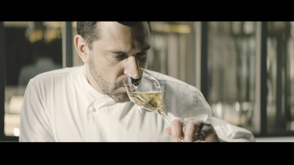 SELECTED WORKS KRUG CHAMPAGNE 'CHEF'