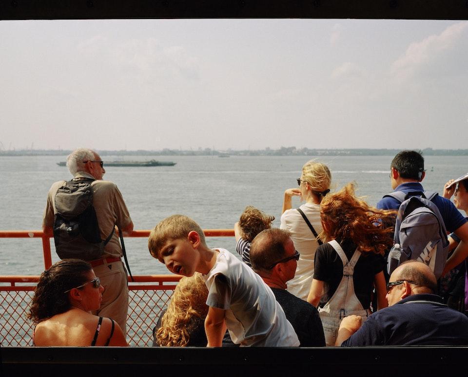 LES COULEURS - Ferry, New York