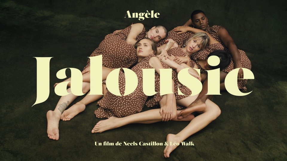 SELECTED WORKS ANGÈLE 'JALOUSIE'