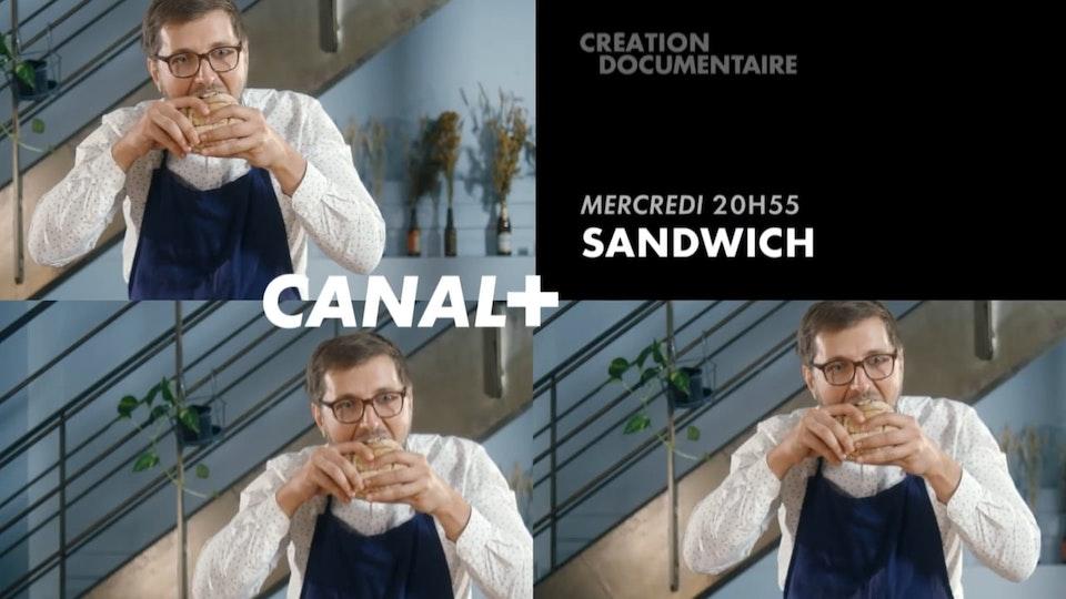 Canal + — Sandwich CANAL+ • Sandwich [Teaser 2]