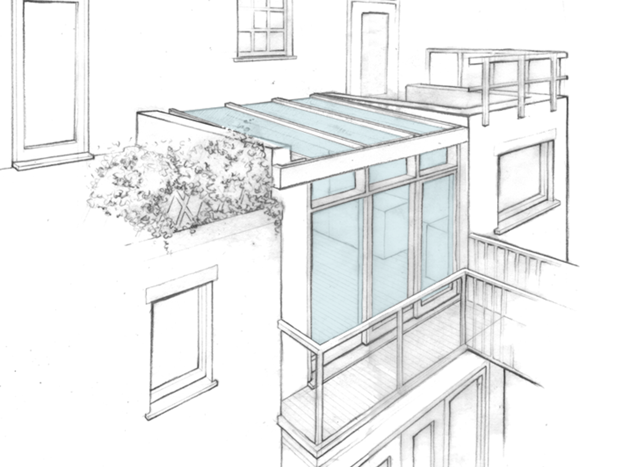 Townhouse Extension, Primrose Hill