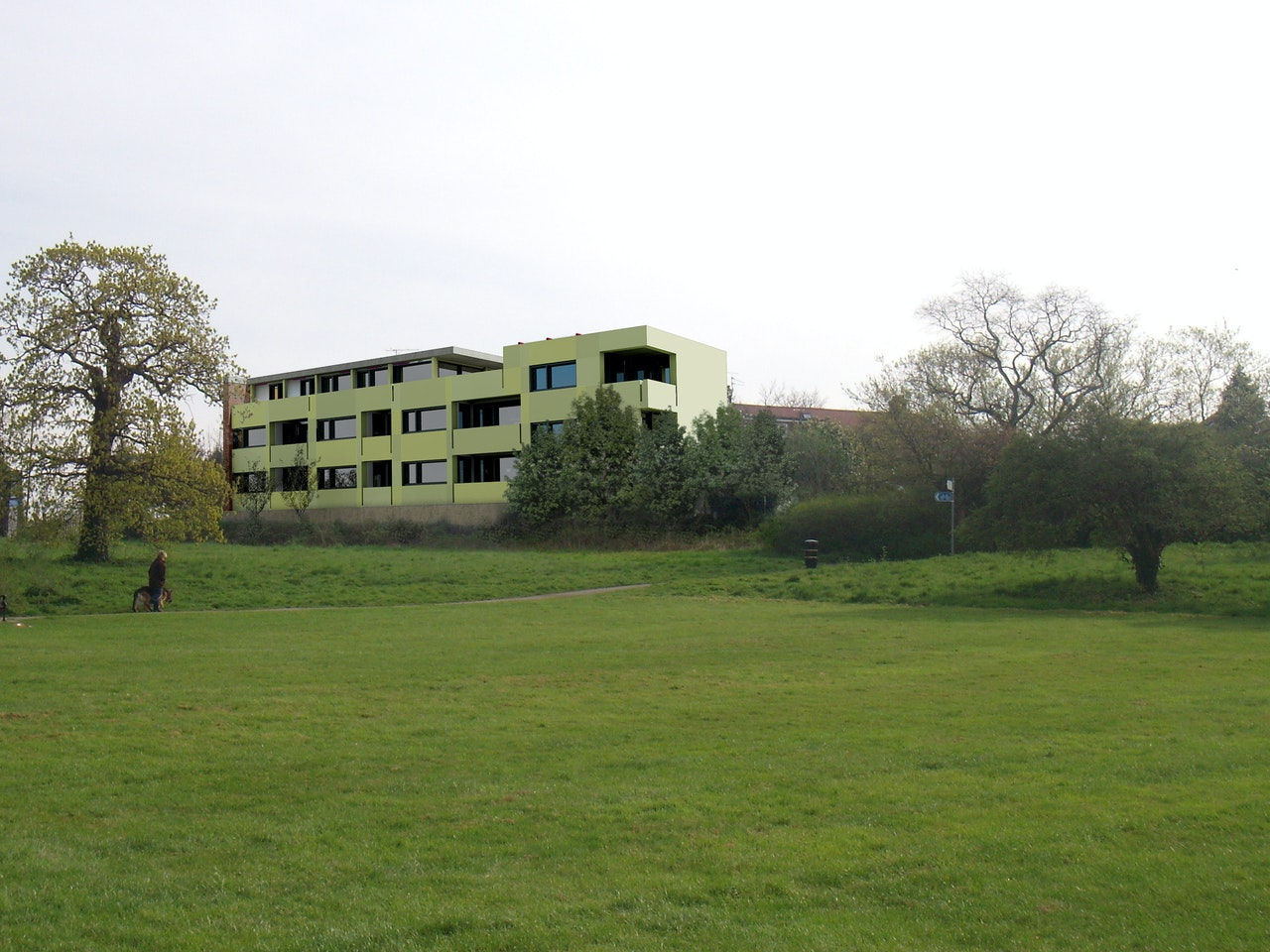 Apartment Building, Barnet
