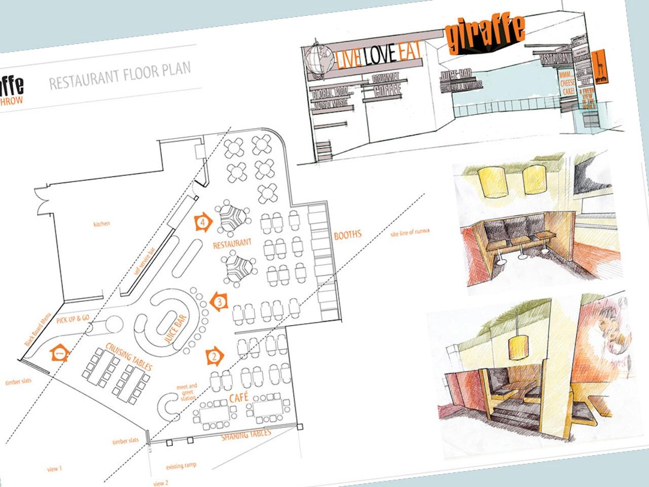 Outline Design, Detailed Design and 3D Visuals