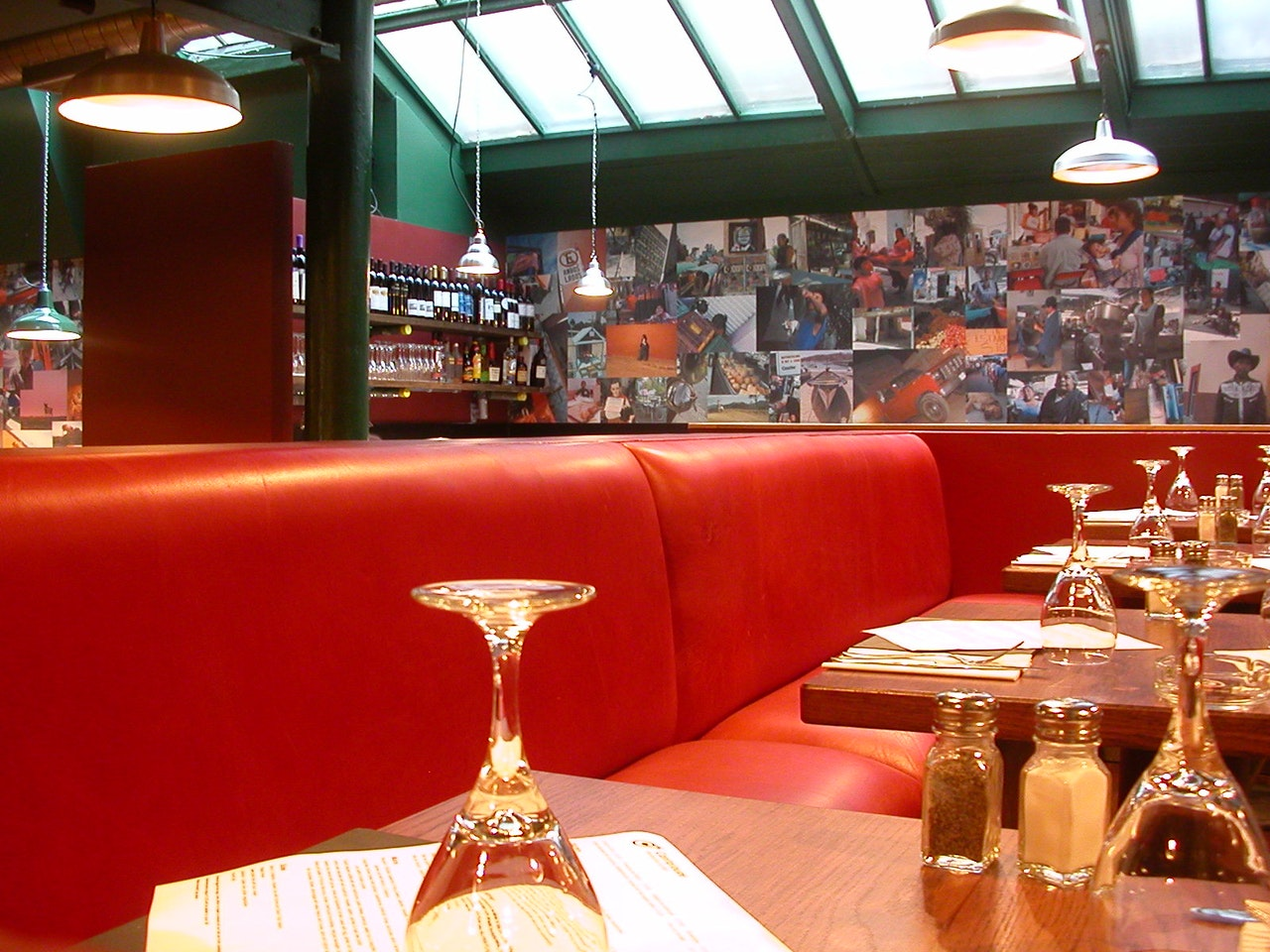 The Cantaloupe, Shoreditch