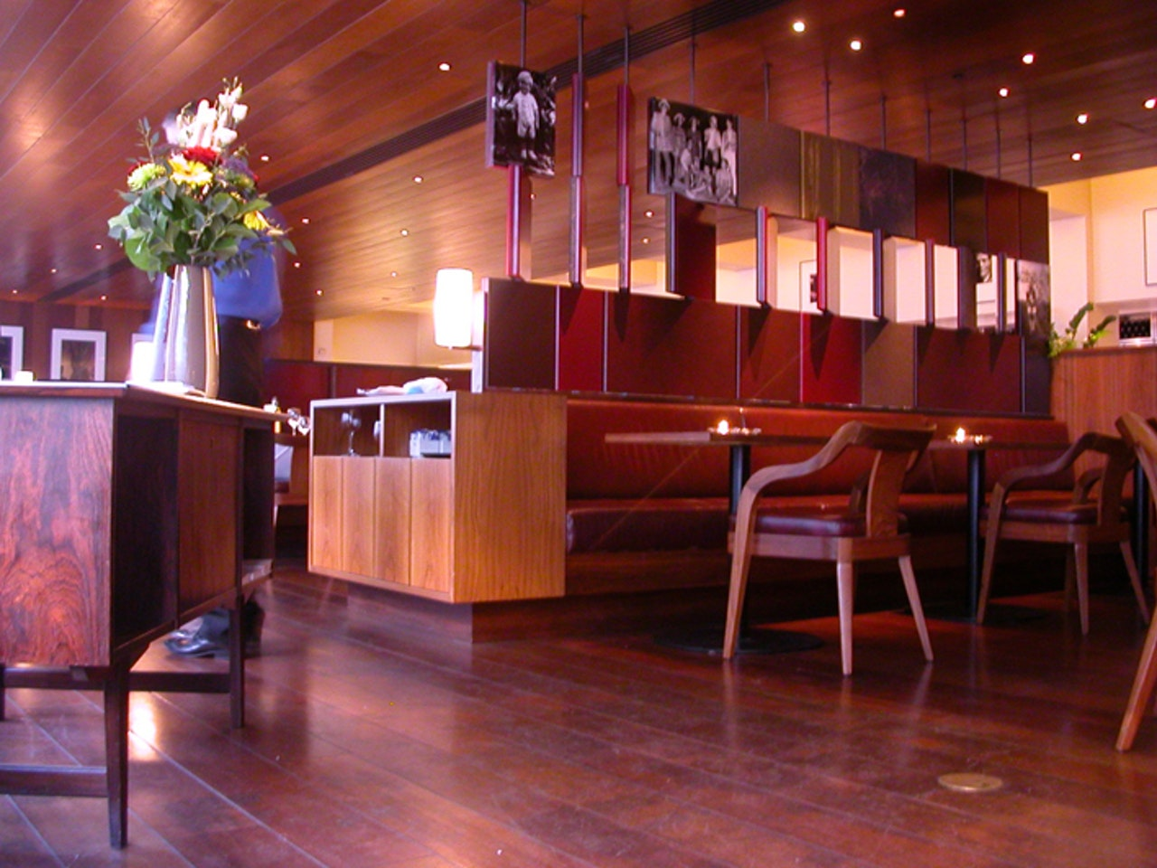 Eyre Brothers Restaurant, Shoreditch