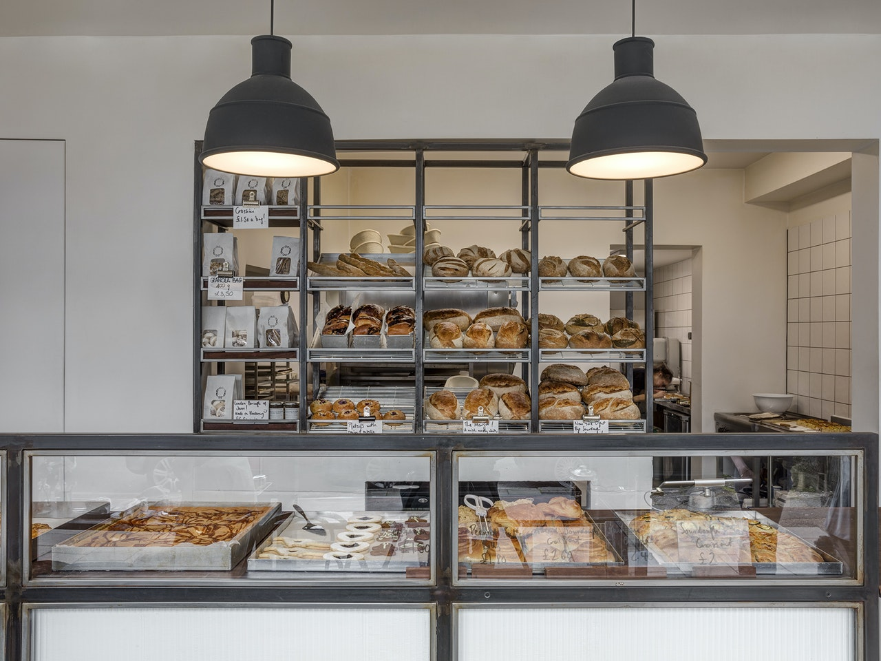 Margot Craft Bakery, London