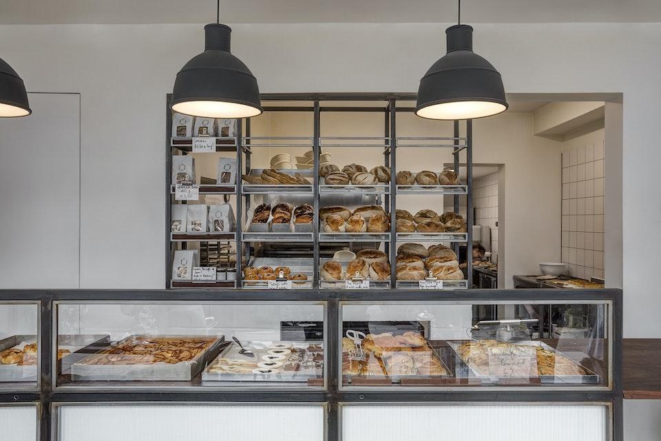Margot Craft Bakery, London
