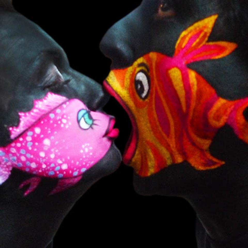 Broken Biscuits - Fish - BBC3 - Beasts Fish 03
